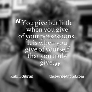 Truly Give